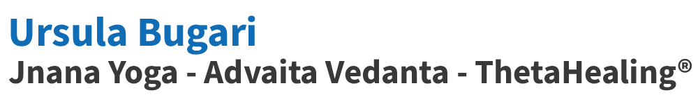 Ursula Bugari Jnana Yoga Logo